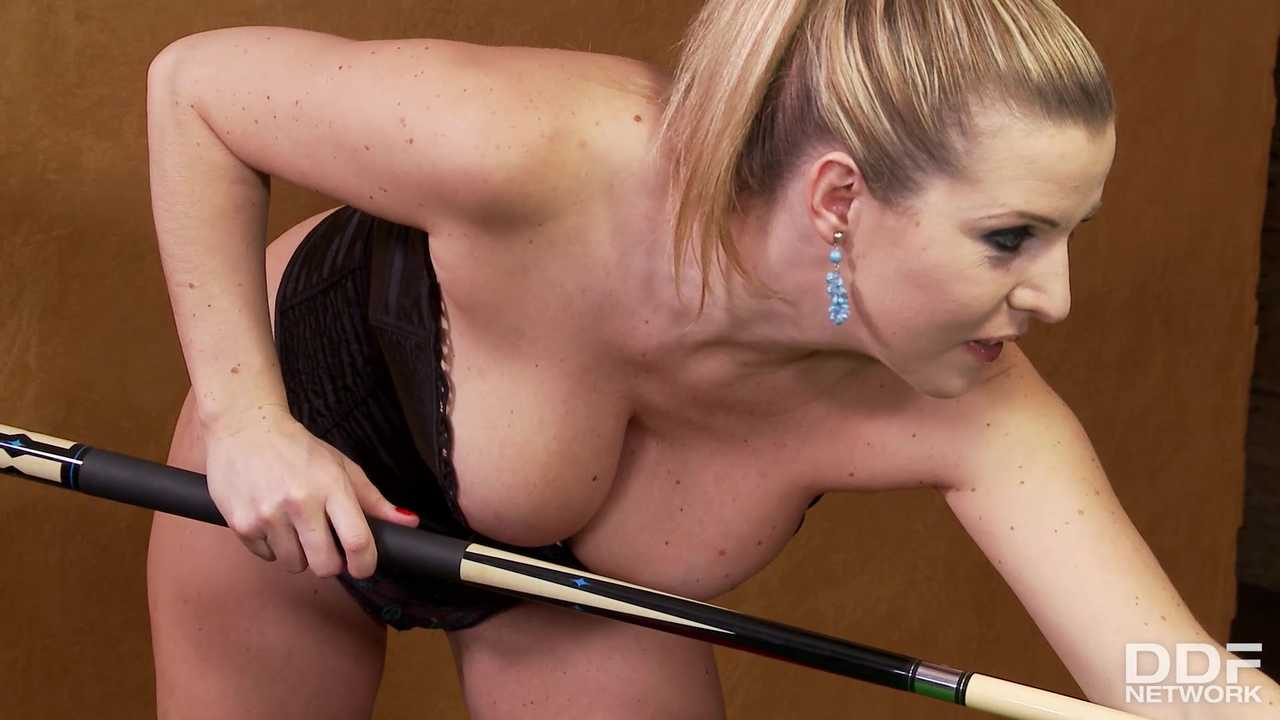 Busty Billiards